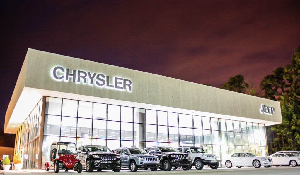 Chrysler Exterior