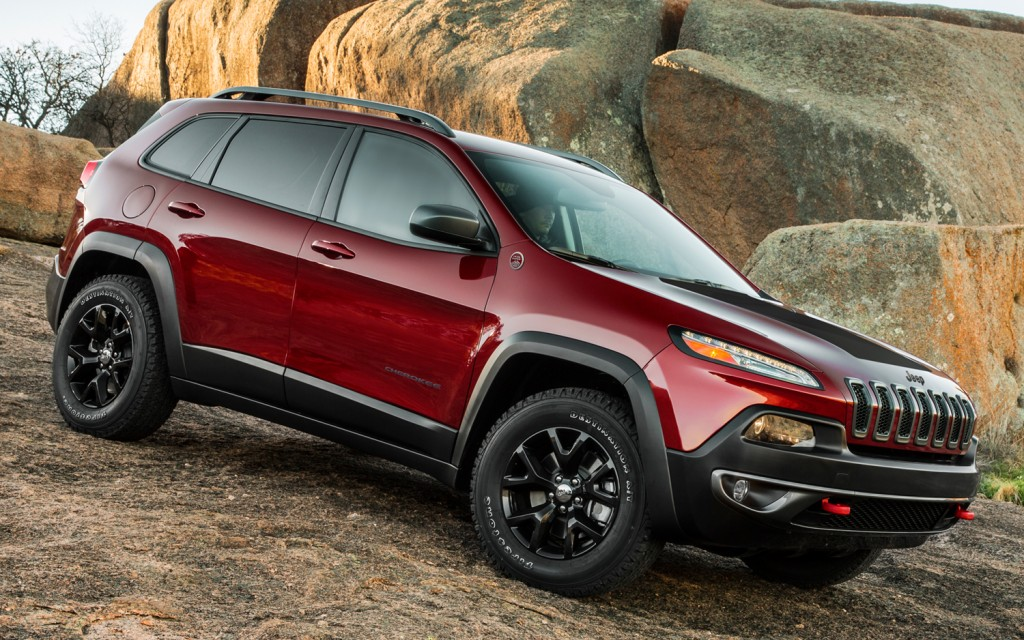 2014 Jeep Cherokee Trailhawk 4by4