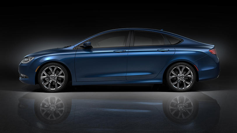 All-New 2015 Chrysler 200