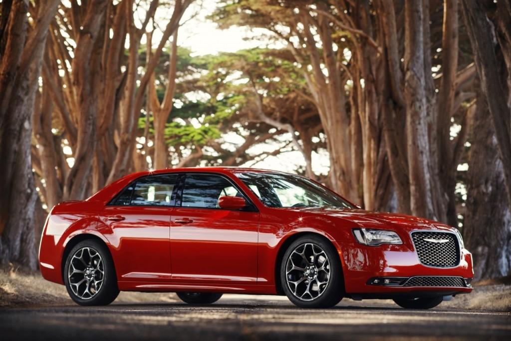 2015 Chrysler 300S