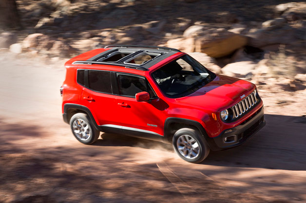 jeep renegade price
