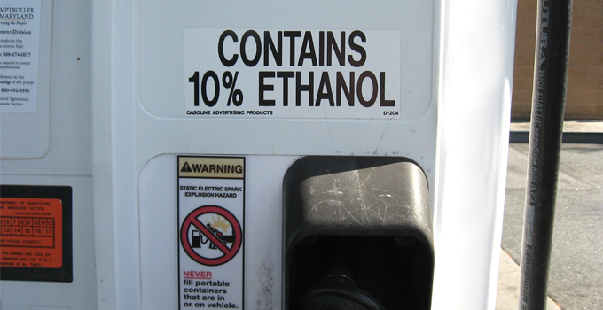 Everything You Need To Know About Gas Containing Ethanol