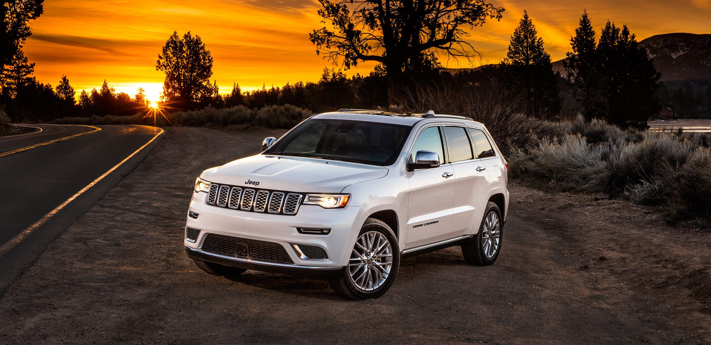 2018 Jeep Grand Cherokee Summit >> The Grand New 2018 Jeep Grand Cherokee Autopark Chrysler
